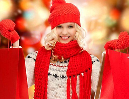Julruschen på Petronella!